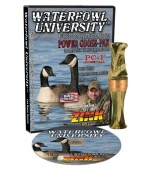 Манок на гуся казара Power Clucker PC-1 Mossy Oak   Zink